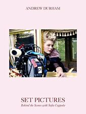 NEW Sofia Coppola The Beguiled Andrew Durham Photo Book 2000 Limited Edition '18