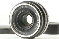 [NEAR MINT+++] Voigtlander Color Skopar 35mm F/2.5 MC Leica L39 LTM From JAPAN