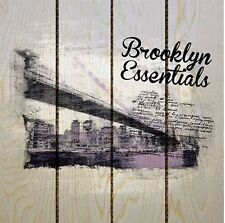 Photo Studio : Brooklyn Essentials tableau prêt 30x30 Tableau mural VILLES USA