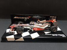 Minichamps - Jenson Button - McLaren - Mp4/25 - 2010 -1:43