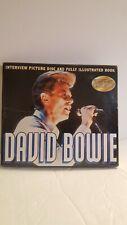 David Bowie Picture Disc Collectors Edition