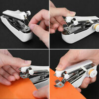 Mini Portable Manual Sewing Machine Smart Tailor Stitch Hand-held Home Travel