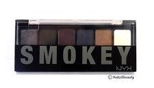 NYX The Smokey 6 color Eyeshadow Palette_TSS01