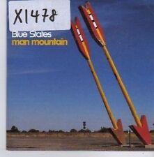 (CK256) Blue States, Man Mountain - 2002 DJ CD