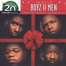 Boyz II Men - Christmas Collection: 20th Century Masters (2003) CD **BRAND NEW**