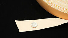 "1-1/4"" Wide Nude Colored Elastic Sold By the Yard - for Swimwear"
