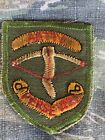 Vietnam War Theater Special Forces Australian AATTV SAS Green Beret Flash Patch