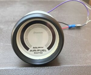 "AUT5775 Autometer 5775 Phantom 2-1/16"" Narrowband Air/Fuel Ratio Gauge"