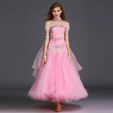 Ballroom Competition Dance Dress Modern Waltz Tango Standard Dress