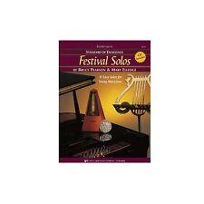 KJOS W28XE SOE: Festival Solos - Alto Sax - Book 1