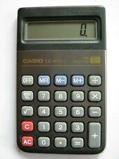 CASIO LC403 Time calculations Calculatrice compacte 10x6