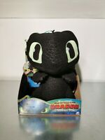 How to Train Your Dragon: Squeeze & Growl Toothless Plush Soft Interactive Kids