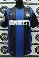 Maglia calcio INTER GUARIN TG M 2012/13 shirt trikot camiseta maillot jersey