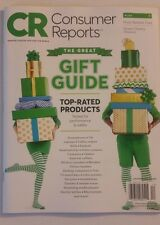 CONSUMER REPORTS THE GREAT GIFT GUIDE DECEMBER 2016 BRAND NEW MAGAZINE