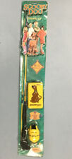 NEW Shakespeare KIDS Scooby Doo 5' Fishing Pole Kit AND Fun Pack Tackle Box VTG