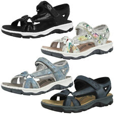 Rieker Scuba Women Antistress Sandalen Damen Outdoor Sandaletten Trail 68879