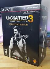 UNCHARTED 3 DRAKE'S DECEPTION COLLECTORS EDITION PS3