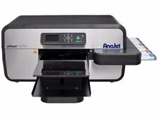 Anajet Mpower Mp10i Apparel Printer Dtg Direct To Garment With All New Printheads