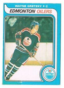 1979-80 O-Pee-Chee 79-80 OPC Rookie #18 Wayne Gretzky RC