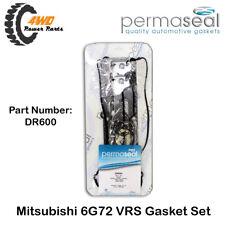Permaseal VRS Gasket Set for Mitsubishi 6G72 Magna Pajero Verada Triton V6 12V