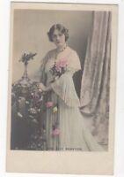 Actress Lily Brayton Vintage RPPC Postcard US097