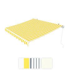 Gelenkarm Markise Alu Gelenkarmmarkise Gelenkmarkise Aluminium PARAMONDO Easy