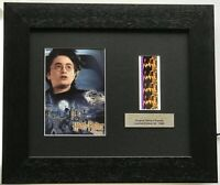 HARRY POTTER The Chamber of Secrets v1 Limited Edition Filmcell Memorabilia COA