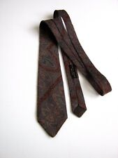 CANASTA VINTAGE WOOL AND SILK WOOL AND SILK MADE IN ITALY Original
