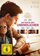 Die Poesie des Unendlichen - Dev Patel - Jeremy Irons - Stephen Fry - DVD