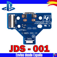 PLACA PARA MANDO PS4 PLAYSTATION 4 JDS 001 CONECTOR CARGA MICRO USB 14 PIN