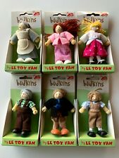 Le Toy Van Budkins gift set - Postage included (no pickup)