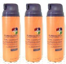 3 Pureology Curl Complete MOISTURE MELT MASQUE 5 oz Each Antifade Complex (036)