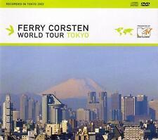 FERRY CORSTEN = World Tour Tokyo = Buuren/Dyk/4x4...=CD/DVD= TRANCE PROGRESSIVE