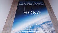 HOME  !!  yann arthus-bertrand affiche cinema