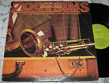 Zoot Sims ‎– Zootcase - PRESTIGE 1ST ISSUE 2LP 1976 JAZZ BOP DEEP GROOVE PRC