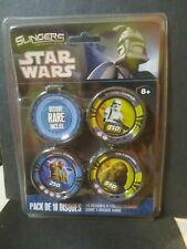 40 x petit disque Rogue One-Star Wars Action Figure Display Stands-T3c