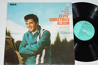 ELVIS PRESLEY -Elvis' Christmas Album- LP RCA International ‎(26.21199)