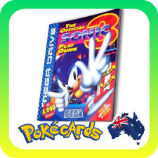 The Official Sega Mega Drive Sonic 3 Play Guide Brand New - RARE