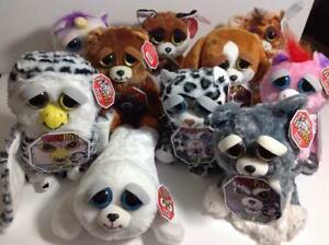 Feisty Pets Unicorn Glenda Dog Fox Giraffe Plush Kids Children Fun Toy Gift x
