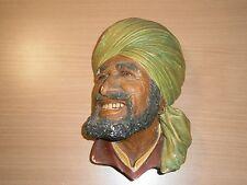 Bossons Chalkware Saracen's Head
