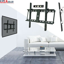 "Universal Mount Tilt Fixed TV Wall Mount Bracket for 32-85"" Samsung Sony Vizio"