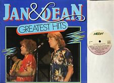 JAN AND DEAN greatest hits N 8333006 french neon LP PS EX/EX
