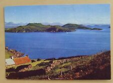 The Summer Isles Loch Broom Ross-shire postcard