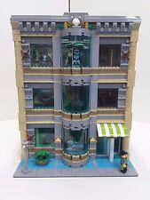 Lego custom modular Aquarium sea creatures figures under the sea by Erockzart