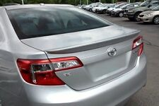 TOYOTA CAMRY '12-'14(USA VERSION) Customize Painted REAR LIP SPOILER
