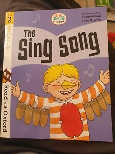 **NEW PB** The Sing Song - Oxford Reading Tree - Stage 2 Phonics