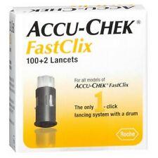 Accu-Check Fastclix Lancets 102 each by Accu-Chek