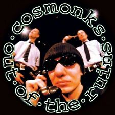 Cosmonks-out of the rovina CD