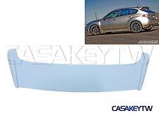 Subaru STI STYLE Impreza 2008-2013 GR GH HATCHBACK REAR SPOILER Unpainted 824
