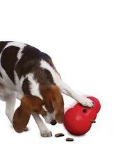 Jouets rouge contre l'ennui pour chien